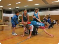 02. Januar 2016 Trainingslager der U12